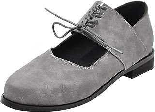 BeiaMina Women Casual Shoes Low Heel