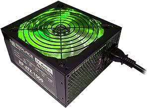 Replace Power® RP-ATX-1000W-GRN 1000W ATX Power Supply Green LED