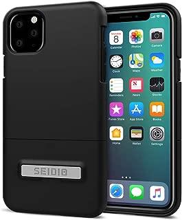Seidio Surface with Kickstand 适用于 iPhone 11 Pro Max(黑色)