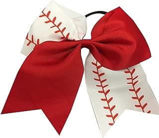 customizable softball bows