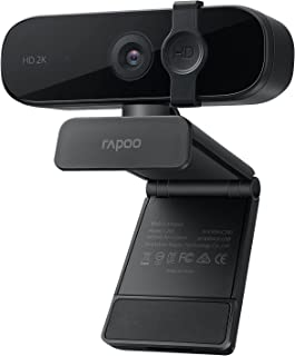 RAPOO C280 WEBCAM 2K HD USB2.0 MIC ROTATABLE CAMERA