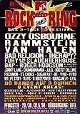 Rock AM Ring & Park - 1998, Rock am Ring 1998 »