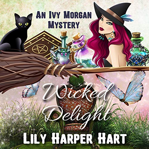 Wicked Delight audiobook cover art