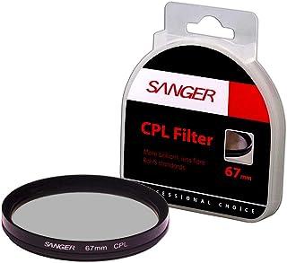 Sanger 67mm CPL Polarize Filtre