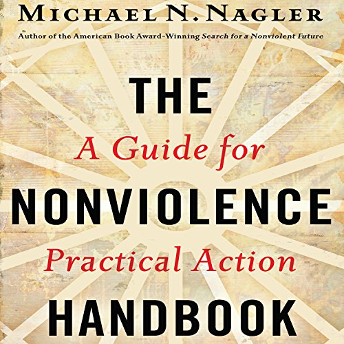 The Nonviolence Handbook audiobook cover art