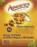 Azucarera Azúcar Moreno de Cana Integral en Terrones, 500g