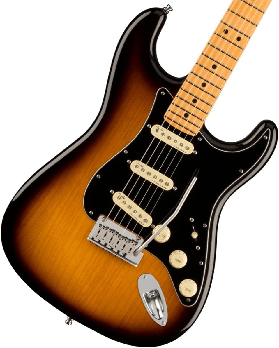 Fender American Ultra Luxe Stratocaster MN 2CSB · Guitarra eléctrica