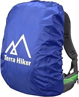 Terra Hiker Backpack Rain Cover Pack Cover Backpack Waterproof Cover for Hiking Camping Climbing Cycling