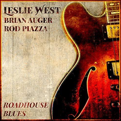 Leslie West, Brian Auger & Rod Piazza