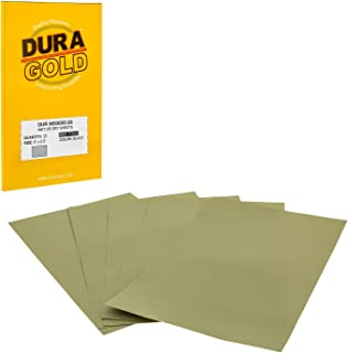 Dura-Gold Premium - Wet or Dry - 3000 Grit - Professional Cut to 5-1/2