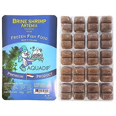 3 x 100g Frozen Fish Foods - Artemia from Aquadip