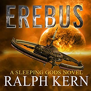 Erebus audiobook cover art