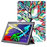 Lenovo Tab 2 A10 / Tab 3 10 Case - Smart Cover with Auto