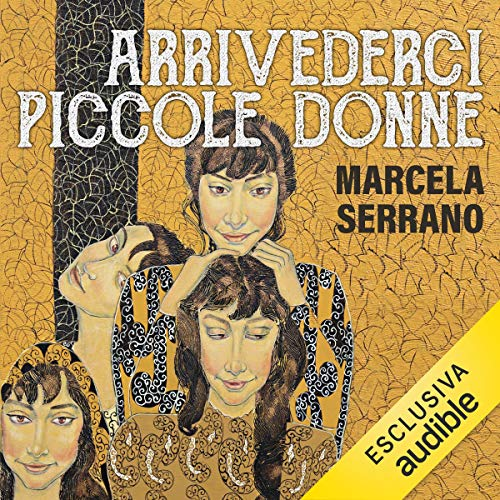 Arrivederci piccole donne audiobook cover art