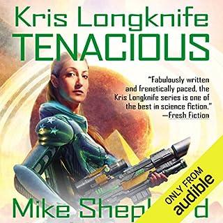 Tenacious audiobook cover art