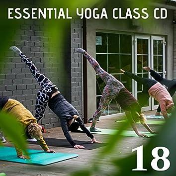 18 Essential Yoga Class CD