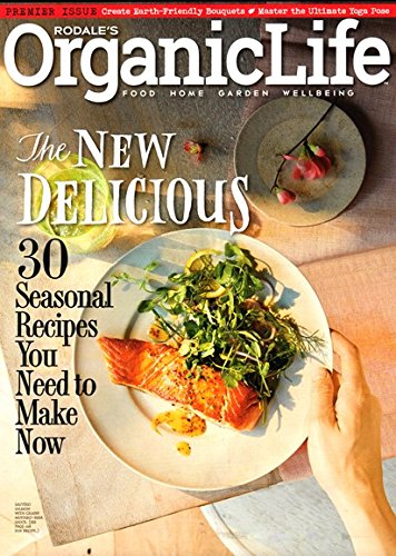 Organic Life (Formerly Organic Gardening) Magazine (1 year...