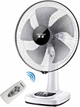 Ventilateur à distance de contrôle, minuterie d'économie d'énergie de ventilateur de chambre à coucher d'étudiant de burea...