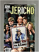 Jericho Season 3 #5 Civil War (2011 Copy)
