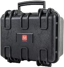 Monoprice Weatherproof Hard Case with Customizable Foam