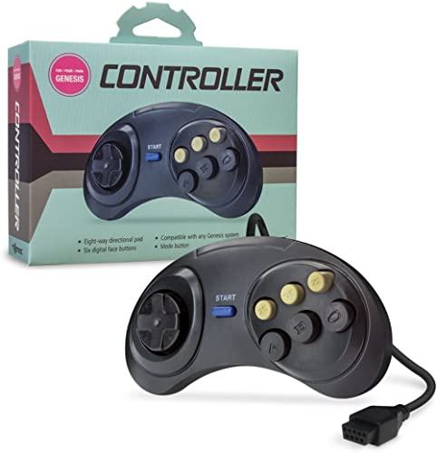 Manette 6 boutons pour Sega MegaDrive