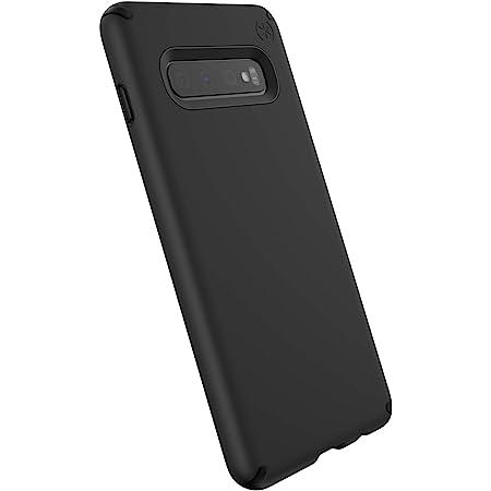 Speck Products Presidio Pro Samsung Galaxy S10e Case, Black/Black