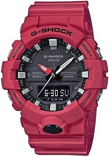كاسيو ساعة جي شوك,للرجال,بلاستيك مطاطي,GA-800-4ADR