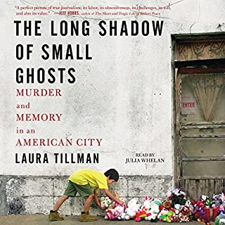 The Long Shadow of Small Ghosts audiobook cover art