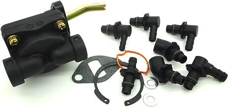 ConPus Fuel Pump for Kohler 5255901, 5255901-S,5255902, 5255903-S, 52 559 01, 52 559 01-S, 52 559 02, 52 559 03-S, 5255901 Stens 520-568 Ariens 20578900 Kohler KT17 KT19 M18 M20 MV16 MV18 MV20