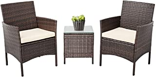 Best white bistro patio set Reviews