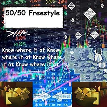 50 50 Freestyle