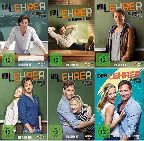 Der Lehrer - Staffel 1-6 (15 DVDs)