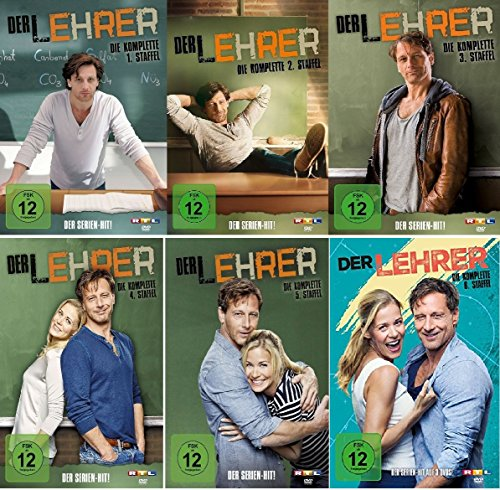 Staffel 1-6 (15 DVDs)