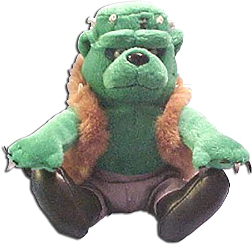 Meanies grauly graulies Frankenbear by Meanies