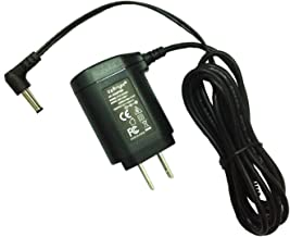UpBright 6V-6.5V AC Adapter Replacement for Panasonic PQLV219 PQLV219z PQLV219Y PQLV205 PQLV207 PQLV207V PQLV207T PQLV207Z PQLV209 KX-TG Series KX-TG9361B KX-TG9372B KX-TG9381T Telephone 0.5A 1A Power