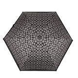 [コーチ] COACH 小物 (折りたたみ傘) F63365 ブラックグレー×ブラック SLCBK シグネチャー レディース [アウトレット品] [並行輸入品]