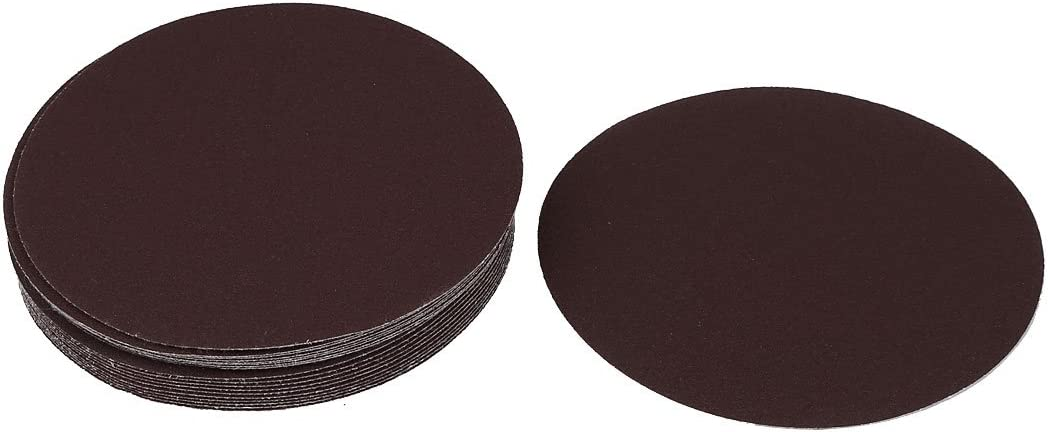 Aexit 6inch Dia Abrasive Wheels Discs Grit 120 Direct stock discount Today's only Sanding Fl Disc