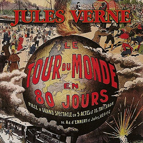 Le tour du monde en 80 jours                   De :                                                                                                                                 Jules Verne                               Lu par :                                                                                                                                 Jean Debucourt,                                                                                        Robert Hirsch,                                                                                        Jean Piat,                   and others                 Durée : 2 h et 5 min     3 notations     Global 4,7