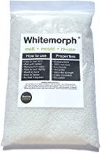 Thermoworx Whitemorph® 500g | Hand mouldable thermoplastic polymer. Reusable, biodegradable, eco-friendly, unlimited uses - DIY, Craft, Repairs, Casting, Modelling, Handle, Prototypes. TOP QUALITY!