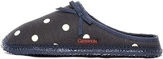 Giesswein Walkwaren AG Plein, Pantofole Unisex-Adulto, Blu (Dk.Blau), 41 EU