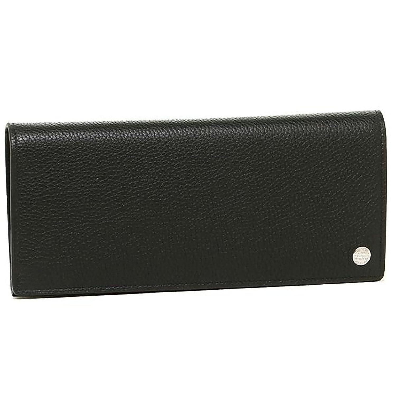 [ダンヒル]dunhill 長財布 ボストン L2V310A 財布 ブラック ファスナー式小銭入れ付 [並行輸入品]