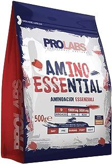 PROLABS AMINO ESSENTIAL BUSTA 500 Arancia