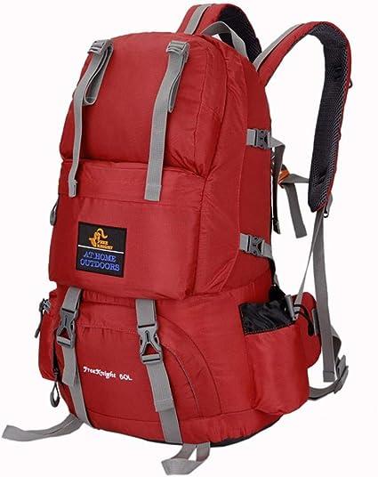 Mochila impermeable Viajes 50L morral del alpinismo al aire ...