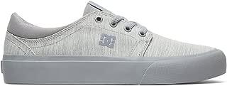 حذاء رياضي للنساء من DC Trase Tx Se J Shoe LGY رمادي فاتح - 3 المملكة المتحدة/الهند (36 EU) (3613373291349)
