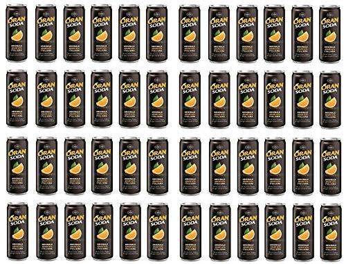 Oransoda Dose 48 x 330 ml. - Campari Group Orange Soda