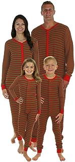 K-youth Conjunto de Pijamas Familiares de Navidad Unisexo Pijamas de Navidad Familiares Ropa de Dormir Padre Hijo Manga La...