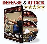 RUSSIAN MARTIAL ART DVDS: Defense and Attack 2 DVD set. Martial Arts...