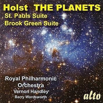 Holst: Planets Suite, St. Paul's Suite, Brook Green Suite*