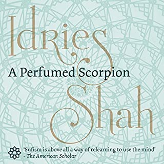 A Perfumed Scorpion audiobook cover art
