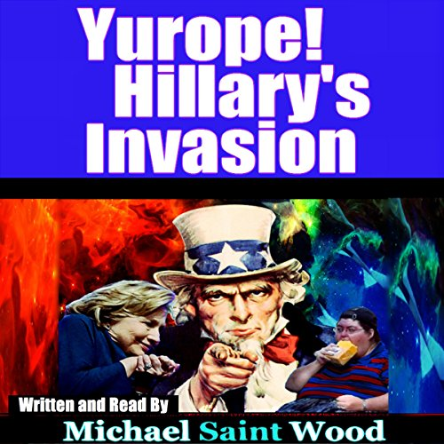 Yurope! Hillary's Invasion audiobook cover art